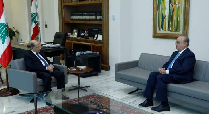 وهاب للرئيس عون: بادر بقطع رؤوس الفساد وخُذ المبادرة ولا ترحم أحدا