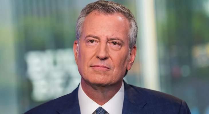 انسحاب رئيس بلدية نيويورك من السباق الديمقراطي للانتخابات الرئاسية