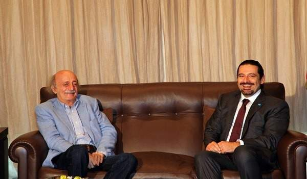 الجديد: الحريري وعد جنبلاط بوزارتين وازنتين وهذا ما حلحل المواقف