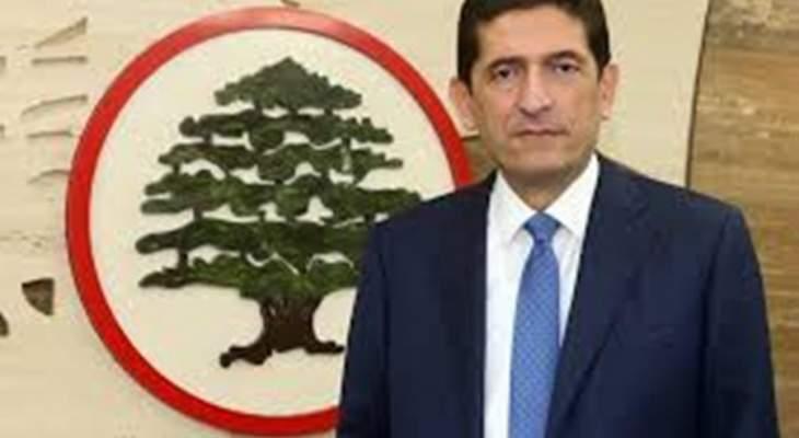 اسحق: المشاريع التي حققتها القوات اللبنانية لقضاء بشري نموذج للجمهورية القوية
