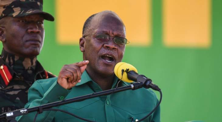فوز الرئيس جون ماغوفولي بانتخابات تنزانيا والمعارضة طالبت بانتخابات جديدة