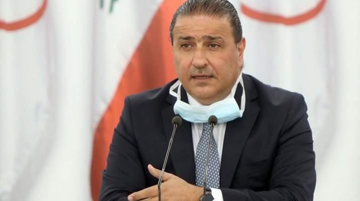 فادي سعد استنكر الاعتداء على شبان بمركز التيار في البترون: لن نسمح ...