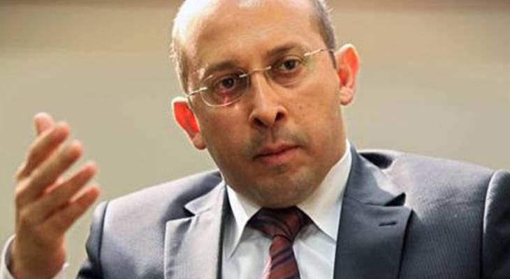 آلان عون: الحريري زعيم طائفته وبحكم الميثاقية هو مرشح قوي لرئاسة الحكومة