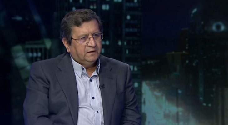 محافظ البنك المركزي الإيراني: ظروفنا الاقتصادية آيلة للتحسن رغم الحظر الأميركي