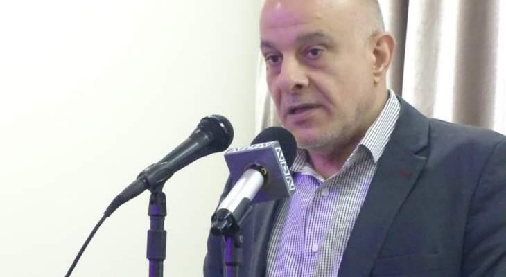 طلال حاطوم: يجب تطوير النظام الحالي بالاتجاه نحو الدولة المدنية