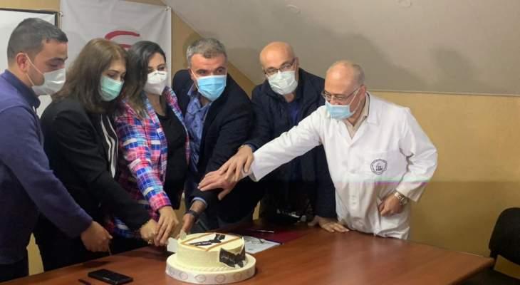 مستشفى المنية الحكومي وقع إتفاقية تعاون مع كلية العلوم في جامعة الجنان ـ طرابلس