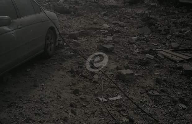 انفجار قوي في بلدة عين قانا الجنوبية لم تعرف أسبابه بعد