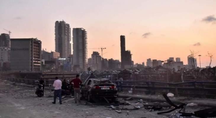مصدر للانباء: لقاء قضائي لبناني ـ فرنسي للبحث بتحقيقات انفجار المرفأ