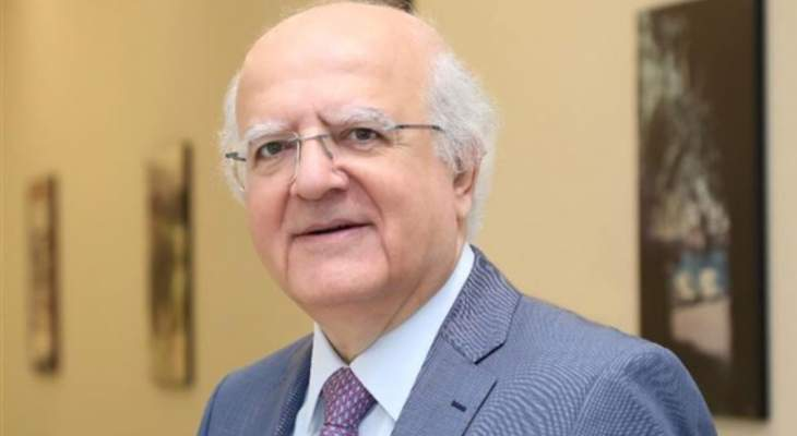 شلالا: الرئيس عون مصمم على متابعة موضوع التدقيق الجنائي ومكافحة الفساد من أولويات عهده
