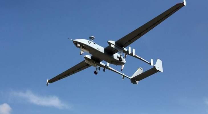 النشرة: طائرة استطلاع اسرائيلية خرقت الاجواء اللبنانية من فوق مزارع شبعا