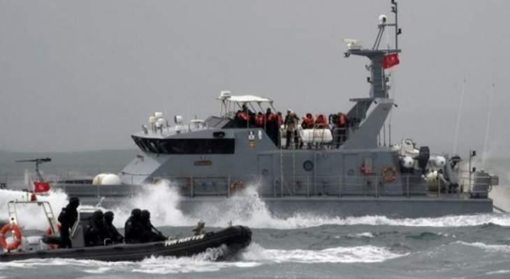 إنقاذ 157 مهاجرا غير شرعي قبالة السواحل التونسية وانتشال جثتين