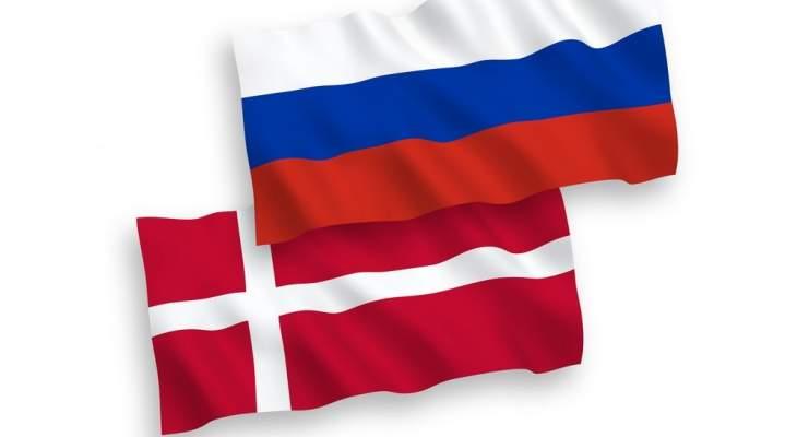 خارجية الدنمارك استدعت سفير روسيا على خلفية مزاعم انتهاك مقاتلات روسية لمجالها الجوي