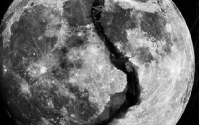 """تسريبات من """"ناسا"""" تكشف عن تصدعات خطيرة في سطح القمر"""