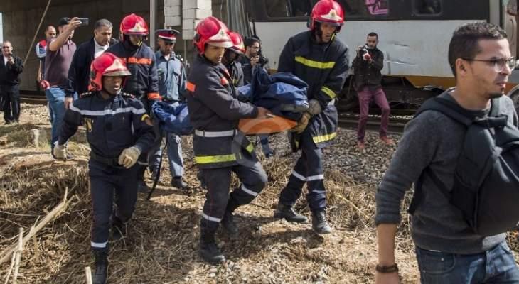 وسائل إعلام مصرية: ارتفاع عدد الضحايا في حادث قطار طوخ إلى 16 قتيلا