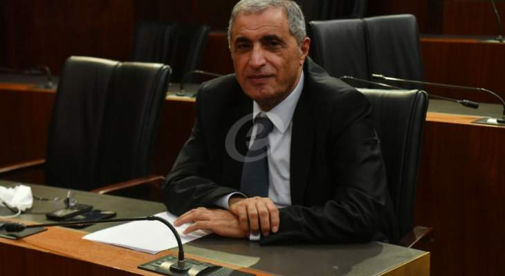 هاشم: نحن مع التدقيق الجنائي وان يبدأ من مصرف لبنان على ان يتوسع لاحقاً