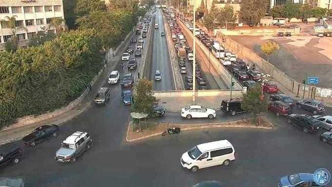 التحكم المروري: حركة المرور كثيفة من العدلية باتجاه المتحف