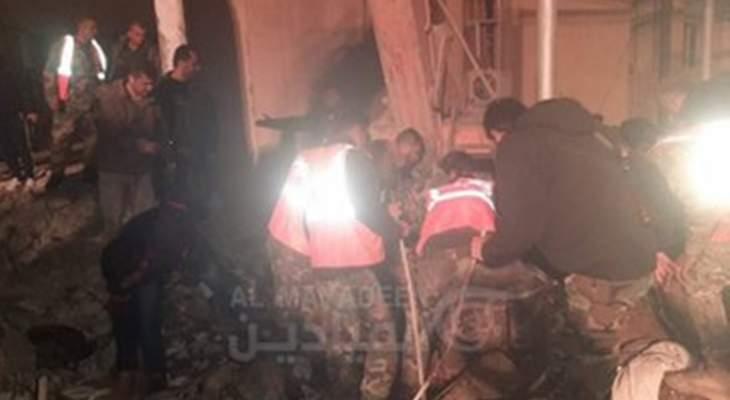 الميادين: الإعتداء على البوكمال ودير الزور تم باستطلاع أميركي وتنفيذ إسرائيلي