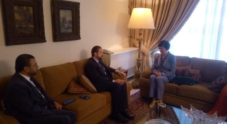 كرامي: المدخل الأساسي لأي مساعدة للبنان تشكيل حكومة تحظى بثقة الشعب والمجتمع الدولي