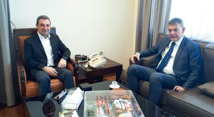 لازاريني: ادارة عمليات الأمم المتحدة في لبنان بالاعتماد أكثر على شراء المنتجات الوطنية