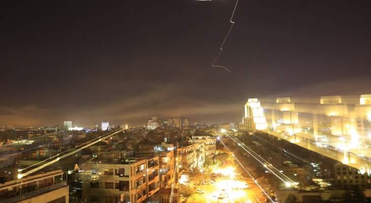 مسؤول استخباراتي أميركي: الغارات الإسرائيلية على سوريا كانت بناء على معلومات استخباراتية أميركية