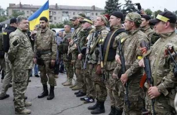 الجيش الأوكراني: مقتل اثنين من جنودنا في منطقة دونباس جنوب شرق البلاد