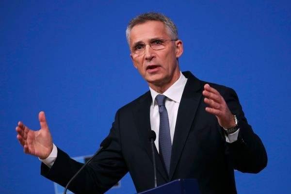 أمين عام الناتو: هناك خلاف بوجهات النظر حول الوضع في شمال سوريا بين الحلفاء