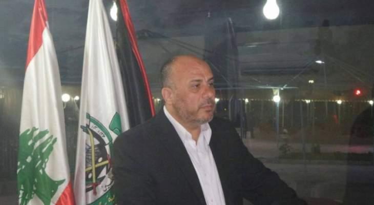 احمد عبد الهادي: ملف مطلوبي عين الحلوة يسلك طريقه الى الحل التدريجي