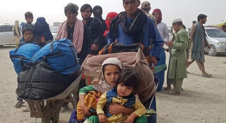 برنامج الأغذية العالمي: شخص من كل ثلاثة أفراد يعاني من انعدام الأمن الغذائي في أفغانستان