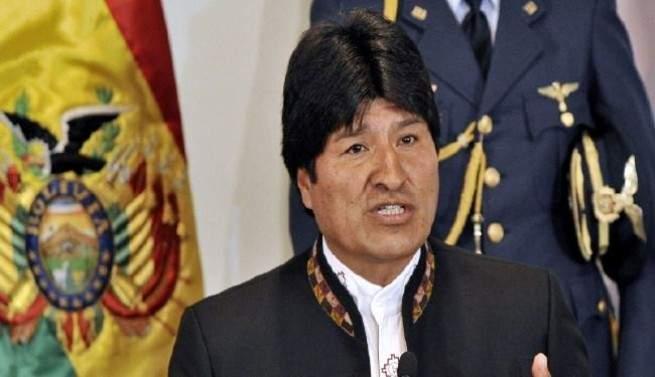موراليس: حكومة بوليفيا استدعت الجيش الإسرائيلي لحمايتها
