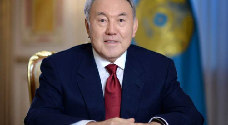 نور سلطان نزارباييف يدعم توكاييف لرئاسة قازاخستان