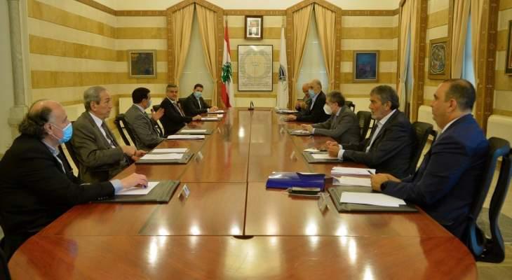 اجتماع بوزارة الداخلية بحث بصعوبات تواجه سير عمل مطار بيروت لجهة السلامة العامة