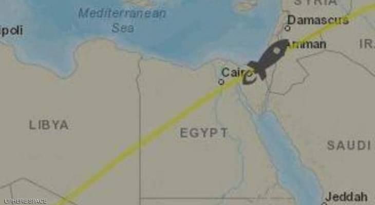 رئيس المعهد القومي للبحوث الفلكية: الصاروخ الصيني سيمر على مصر مرتين