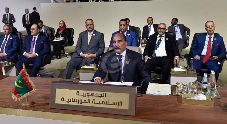 الرئيس الموريتاني السابق: أين ذهبت أموال الجيش خلال عشرات السنين؟