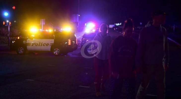 إصابة شرطيين أميركيين بالرصاص خلال احتجاجات في مدينة لويفيل