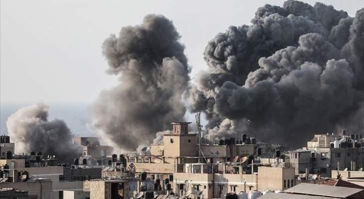 وزارة الصحة الليبية: مقتل 5 مدنيين وإصابة 10 آخرين بقصف جوي بجنوب العاصمة طرابلس