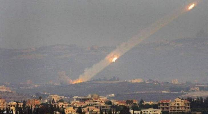 مصادر الشرق الاوسط:الصواريخ التي اطلقت من جنوب لبنان رسالة تضامن مع قطاع غزة