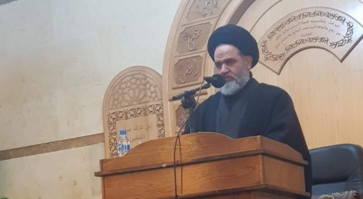 """المسؤول الثقافي لـ""""حزب الله"""" بالبقاع: نصر الله بخير وهو يتعافى من التحسس الربيعي الذي ألم به"""