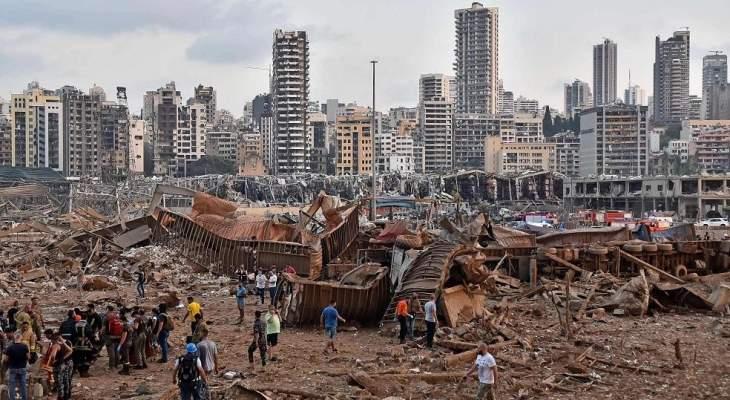 مصادر عسكرية للـMTV: ضحايا وجثث لا تزال في البحر بعد انفجار الأمس