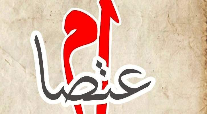 اعتصام عند مدخل سراي طرابلس للمطالبة برحيل نهرا