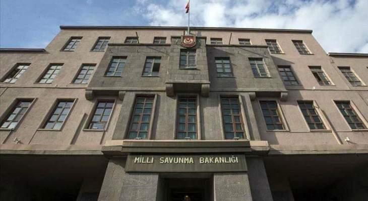 الدفاع التركية: انطلاق المباحثات التقنية بين تركيا واليونان في بروكسل