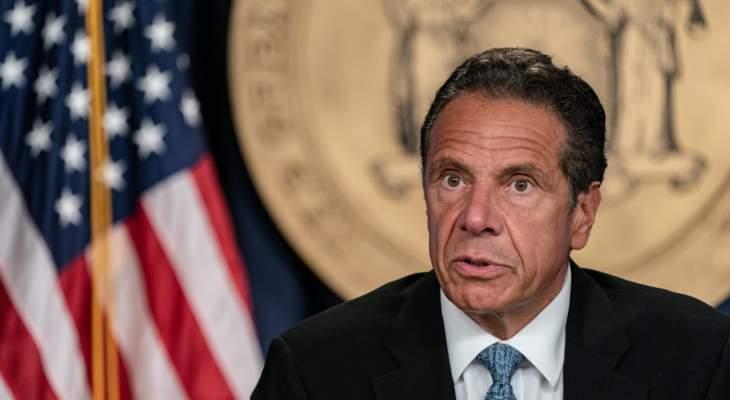 حاكم نيويورك: سيسمح بإعادة فتح دور السينما خارج المدينة بربع طاقتها في 23 الحالي
