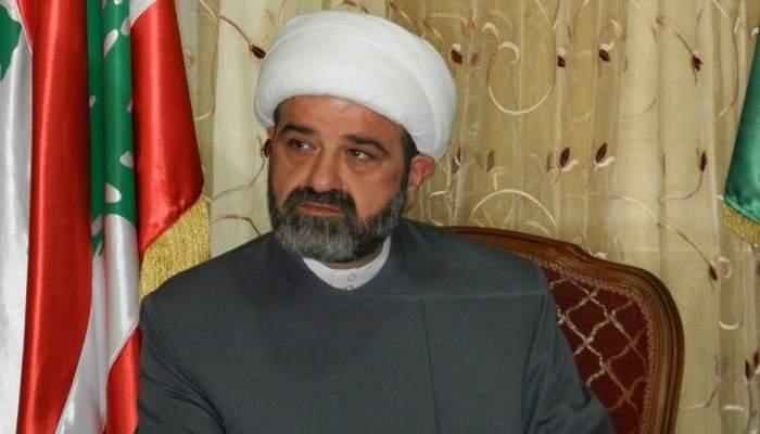 المفتي عبد الله دعا لتشكيل حكومة بلا استقواء من أحد لتحقّق مصلحة اللبنانيين
