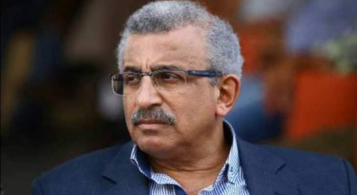سعد دان الاعتداء الاسرائيلي الذي استهدف المكتب الاعلامي لحزب الله
