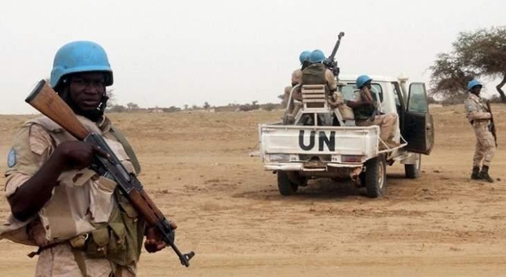 المتحدث باسم القوات الفرنسية في مالي: مسلحون أطلقوا الصواريخ على قواعد عسكرية فرنسية