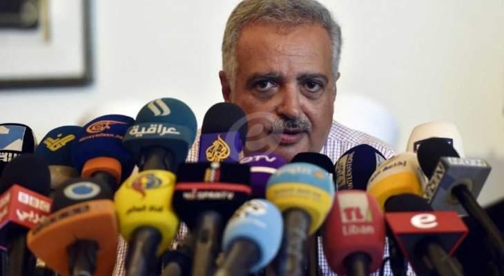 ارسلان: مطلوب منّا جميعاً التنازل والتواضع لمصلحة لبنان وفقط لبنان