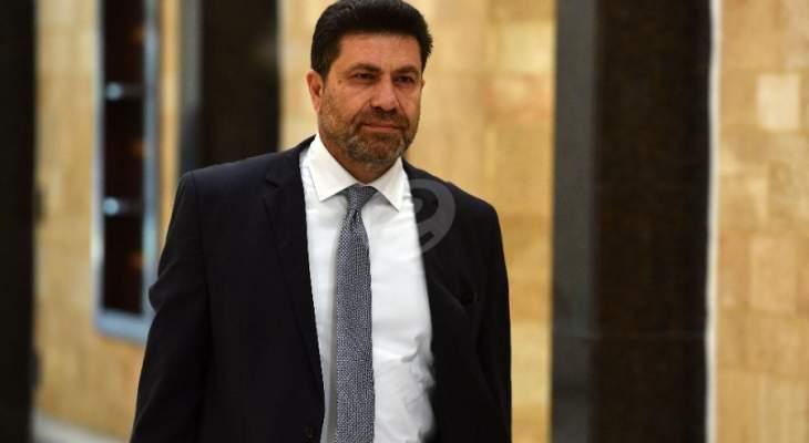غجر: ايقاف بسري بعد دفع الاستملاكات التي تصل لـ155 مليون دولار هو هدر للمال