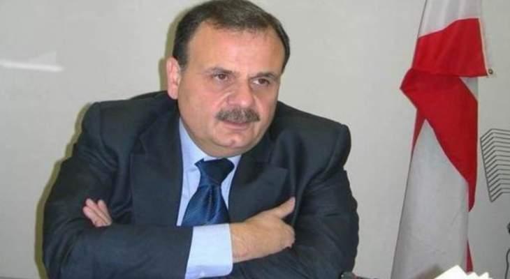 البزري دان الاعتداء الاسرائيلي على الضاحية: لمزيد من الوحدة واللحمة بين اللبنانيين