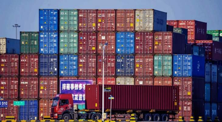 نمو التبادل التجاري بين روسيا والصين بنسبة 8.5 بالمئة خلال الشهرين الأولين من 2021
