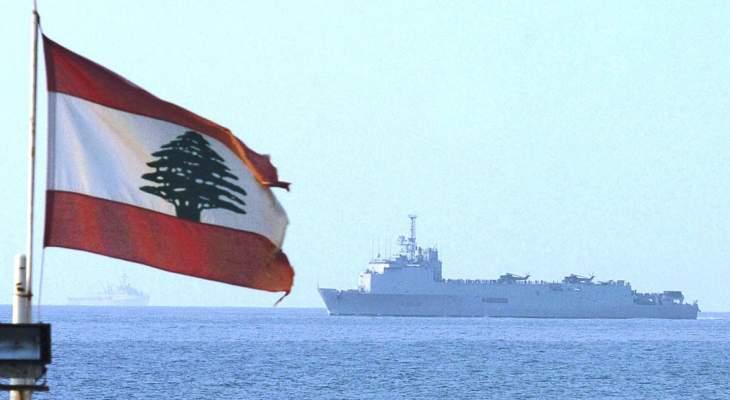 """واشنطن """"تسهًل"""" المفاوصات بين لبنان واسرائيل للترسيم البحري"""