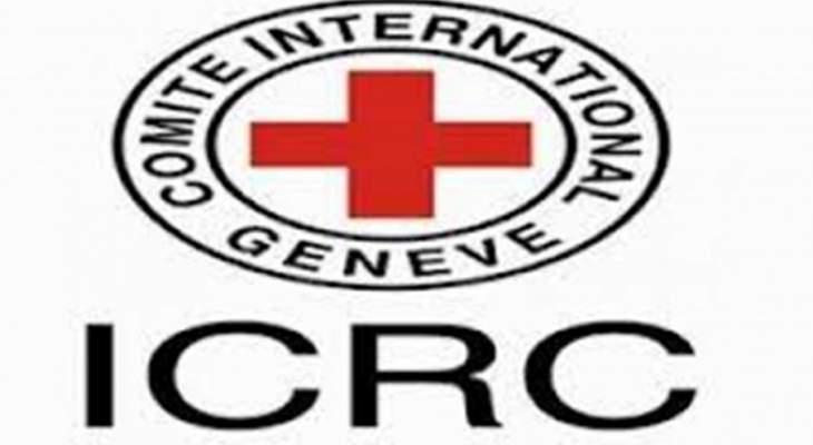 الصليب الأحمر الدولي: سهلنا العودة الآمنة لمواطن لبناني كانت اعتقلته القوات الإسرائيلية